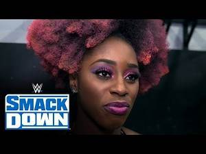 Naomi focused on path to WWE Super ShowDown: SmackDown Exclusive, Feb. 14, 2020