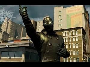 The Amazing Spider-Man 2 - Spider-Man Noir Suit Showcase / Free Roam Gameplay