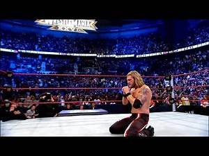 Edge recalls his surprise appearance at the 2010 Royal Rumble