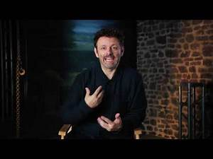 Dolittle - Itw Michael Sheen (official video)