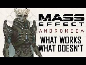 Critique | Mass Effect: Andromeda
