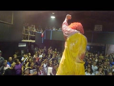 Ronald McDonald WWE BEATDOWN