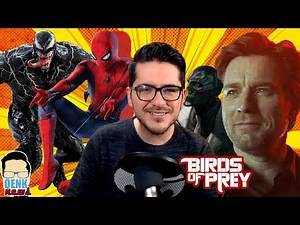 Spider-man: ¿Regresan sus derechos a Sony...? - Black Mask sería gay en Birds of Prey | QR
