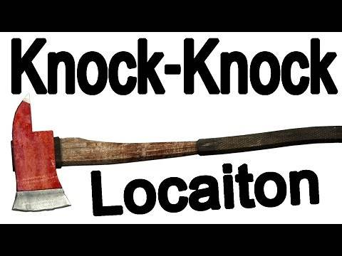 Fallout New Vegas: Knock Knock (Rare/Unique Fire Axe) Best Melee Weapon