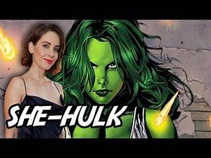 Alison Brie Addresses The She-Hulk Casting Rumors! Could She Be Playing She-Hulk?!!