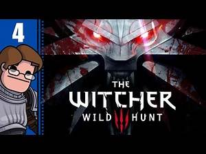 Let's Play The Witcher 3: Wild Hunt Part 4 - Lilac and Gooseberries