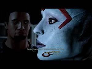 Mass Effect 2 Samara The Ardat-Yakshi part 1/4 Aria T'Loak and Nef's Mother