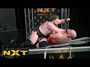 Johnny Gargano vs. Aleister Black vs. Killian Dain vs. Lars Sullivan: WWE NXT, Dec. 27, 2017
