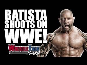 Batista Shoots On WWE! Shawn Michaels Wants Samoa Joe Match! | WrestleTalk News Jan. 2017