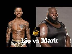LIO RUSH tells his side of story on what happened between him and Mark Henry