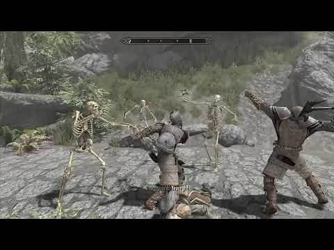 Skyrim Mods: Diverse Creatures And Bosses (PS4/XBOX1)