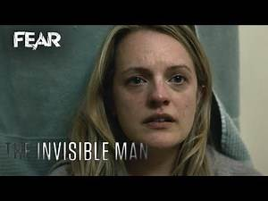 """""""What did he do to you?""""   The Invisible Man (2020)   Fear"""