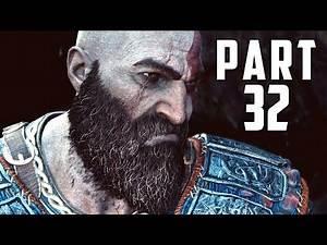 GOD OF WAR Walkthrough Gameplay Part 32 - CHAOS (God of War 4)