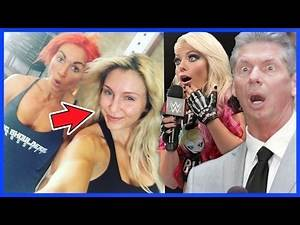 CHARLOTTE FLAIR RESPONDS TO HER LEAKED PICTURES (SUPERSTAR LEAKS)