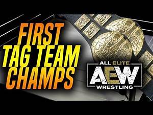 GM Mode - AEW Wrestling Tag Team Champions | Fire Promoter Episode 3