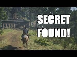 Third Meteorite SECRET FOUND and Hidden Trinket in Red Dead Redemption 2!
