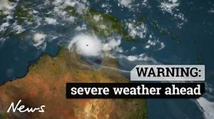 WARNING: severe weather ahead