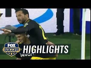 Hamburg SV vs. Borussia Dortmund | 2017-18 Bundesliga Highlights