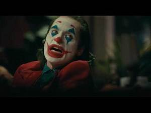 You get what you fuc**g deserve joker movie scene
