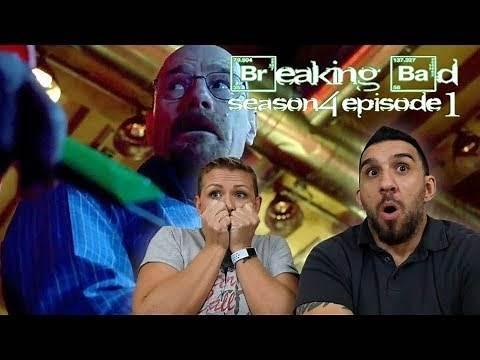 Breaking Bad Season 4 Episode 1 'Box Cutter' REACTION!!!