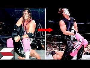 10 Popular Wrestlers Who Stole Their Moves