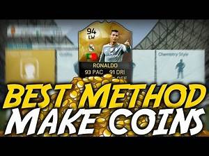 FIFA 16: BEST TRADING METHOD!! GET PLAYERS FOR SUPER CHEAP!!