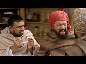 Lag Gya Wrong Number || Karamjit Anmol Most Popular Movie scene || Latest Punjabi Comedy 2021