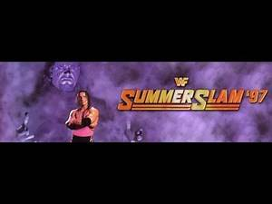 Summerslam 1997 Review