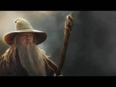 "One Hour of Gandalf Falling to Howard Shore's ""The Bridge of Khazad Dum"" (High Quality Audio)"