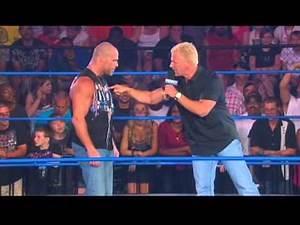Last Words Between Kurt Angle and Jeff Jarrett