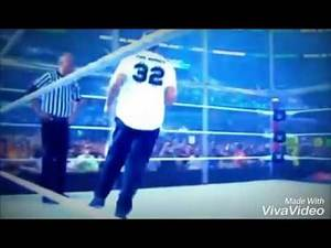 Shane McMahon VS The Undertaker Wrestlemania 32 Highlights