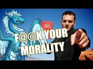 F@©K YOUR MORALITY