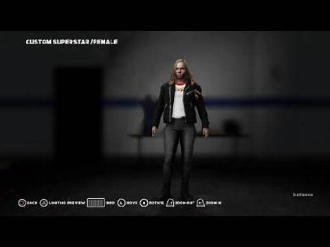 WWE 2K18: How To Make Ronda Rousey