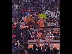 Goldberg vs Bam Bam Bigelow ( Kevin Nash) - Nitro 07/12/1998