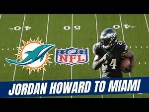 Jordan Howard's Fantasy Value in Miami!