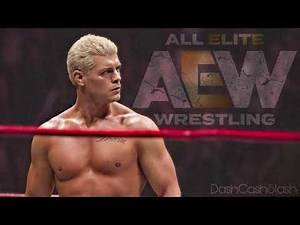 "(10 Minutes) 2019: Cody (Rhodes) 1st AEW Theme Song - ""Kingdom"" by Downstait"