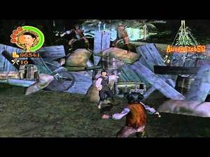 02.POTC Legend Of Jack Sparrow Freeing Fort Charles