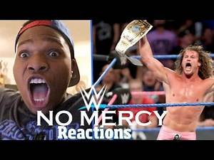 WWE No Mercy 2016 Full PPV Reactions!! Dolph Ziggler Wins Intercontinental Title!! AJ Styles Retains