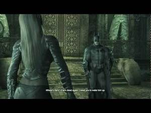 Batman: Arkham City Walkthrough HD - Chapter 15: The Demon Trials (Animated Series Costume)
