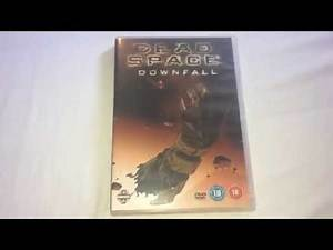 Dead Space: Downfall DVD Unboxing