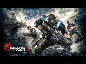 GEARS OF WAR 4-Review For Xbox One