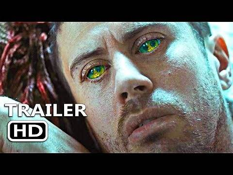 BECOMING Official Trailer (2020) Toby Kebbell Movie
