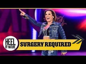 Mickie James Confirms ACL Injury, Surgery Required