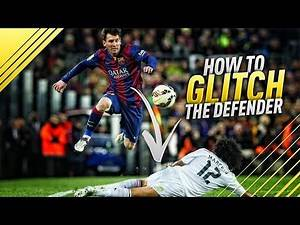 FIFA 17 MY SECRET WEAPON TUTORIAL - SPECIAL SKILL MOVE TO GLITCH THE DEFENDER