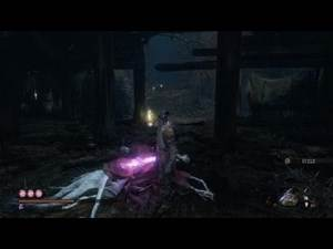 Sekiro how to beat the mist noble easily (Hardest boss)