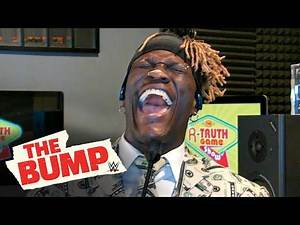 The R-Truth Game Show is coming: WWE's The Bump, June 17, 2020
