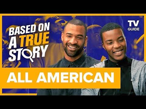 CW's All American Stars Reveal Secrets About the True Story