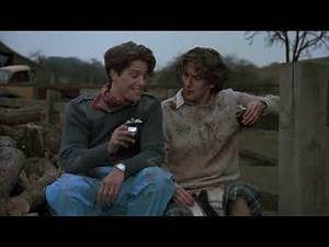 Hugh Grant #13 - The Lair of the White Worm (1988) - Two great men II