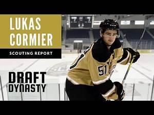 Lukas Cormier highlights 2020 NHL draft