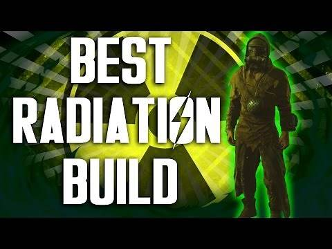 Fallout 4 Builds - The Radman - Best Radiation Build